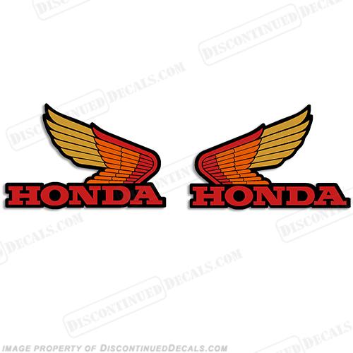 Honda Atvmx Decal Kits Page 2
