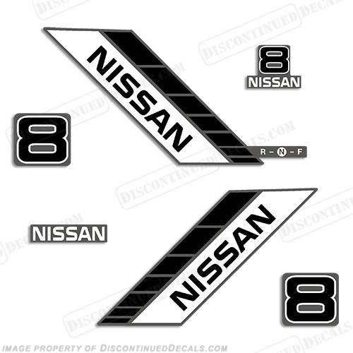 Nissan Decals