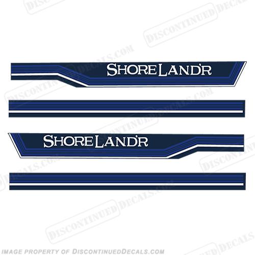 Shorelander - Decals for boat trailersshorelander