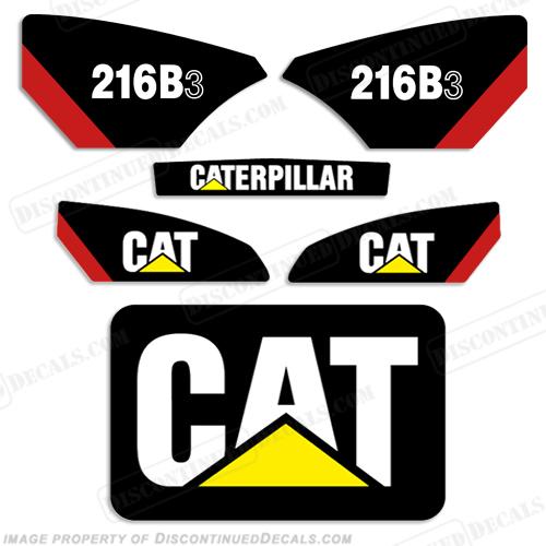 Caterpillar Decals Heavy Equipment >> Caterpillar Decals