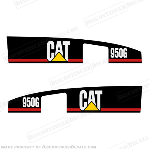 Caterpillar Decal Kits : Caterpillar decals page