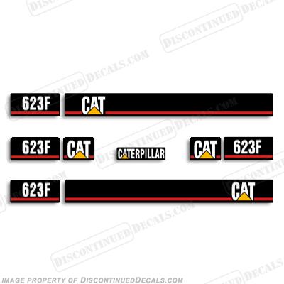 Caterpillar Equipment Logo Decals