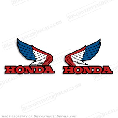Honda Atvmx Decal Kits Page 4