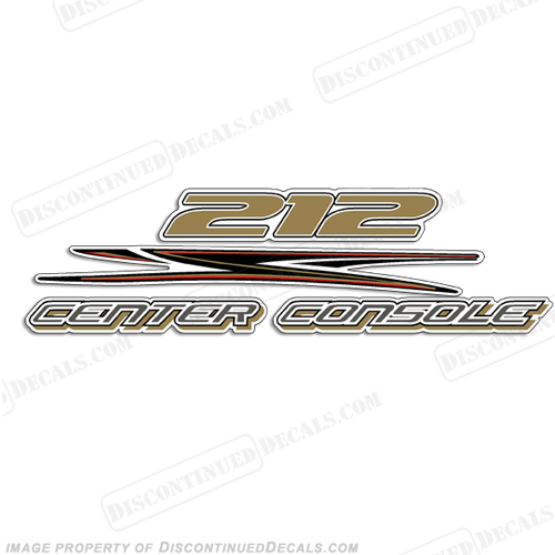 HydraSports 212 Center Console Logo Decal