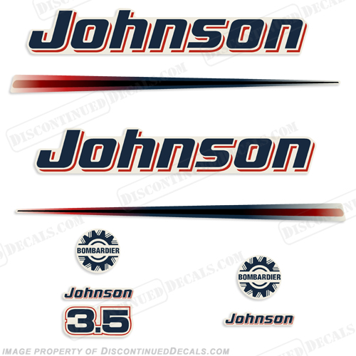 Johnson Decals