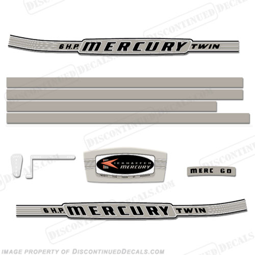 Product Reviews For Mercury 1964 6hp Outboard Engine Decals