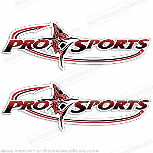 Red black sport logo
