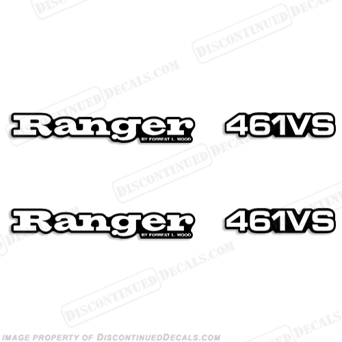 Ranger Decals Page - Ranger bass boat decals
