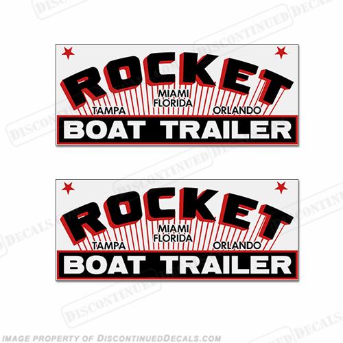 Marine Decals Page - Decals for boat trailersshorelander