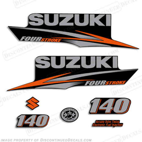 Suzuki Decals - Decals for boat motorsoutboarddecalscom s of decals in stock