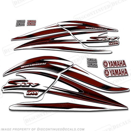 Pwc Jet Boat Decals Page