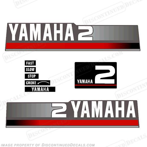 Yamaha Decals - Decals for boat motorsoutboarddecalscom s of decals in stock