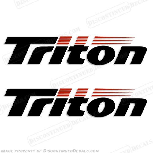 Triton Decals