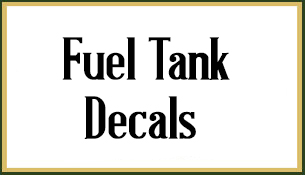 Fuel Tank Decals