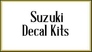 Suzuki Decal Kits