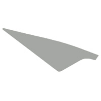 600RR Right Tank Wing