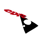 "954 Right Upper Fairing ""CBR"" Decal (Red/Black)"