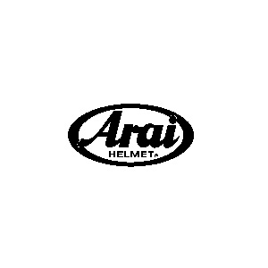 Arai Logo Decal