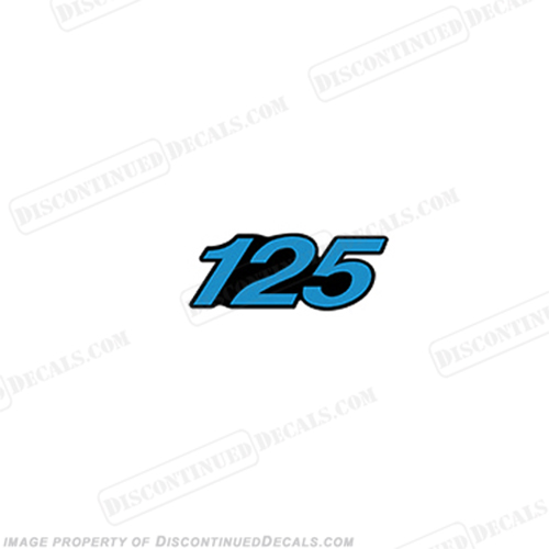 Bayliner Boats Logo Decal - Any Color! SET OF TWO
