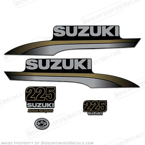 Suzuki Decals